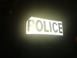 police-sign