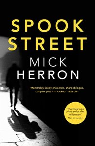 spook street mick herron