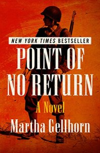 point of no return martha gellhorn