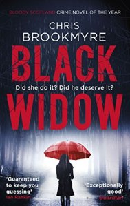 black widow chris brookmyre