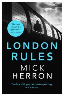 london rules mick herron