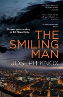 the smiling man joseph knox