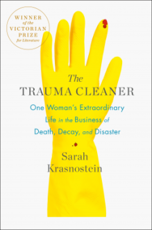 the trauma cleaner by sarah krasnostein
