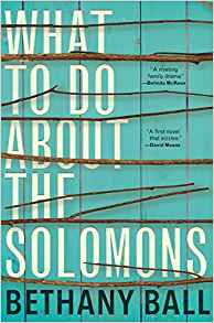 what to do about the solomons bethany ball