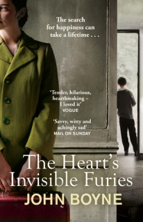 the heart's invisible furies john boyne
