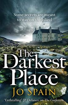 the darkest place jo spain