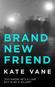 Brand New Friend SMALL by Kate Vane