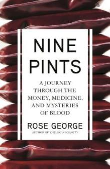 nine pints by rose george