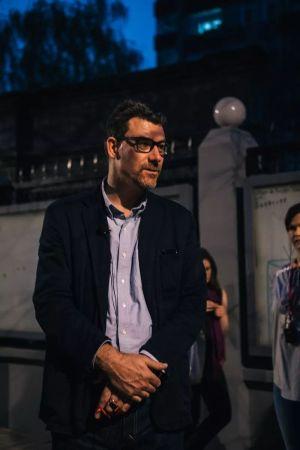 paul french in beijing 2018