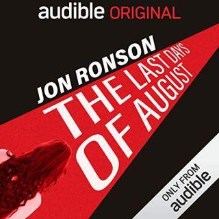 the last days of august jon ronson