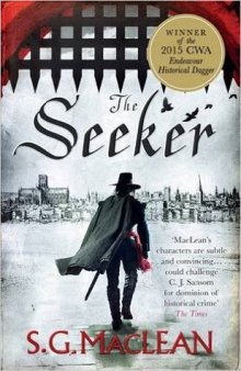 the seeker by sg maclean