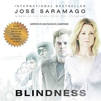 blindness jose saramago audiobook