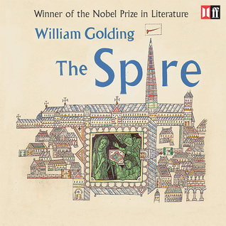 the spire william golding .jpg