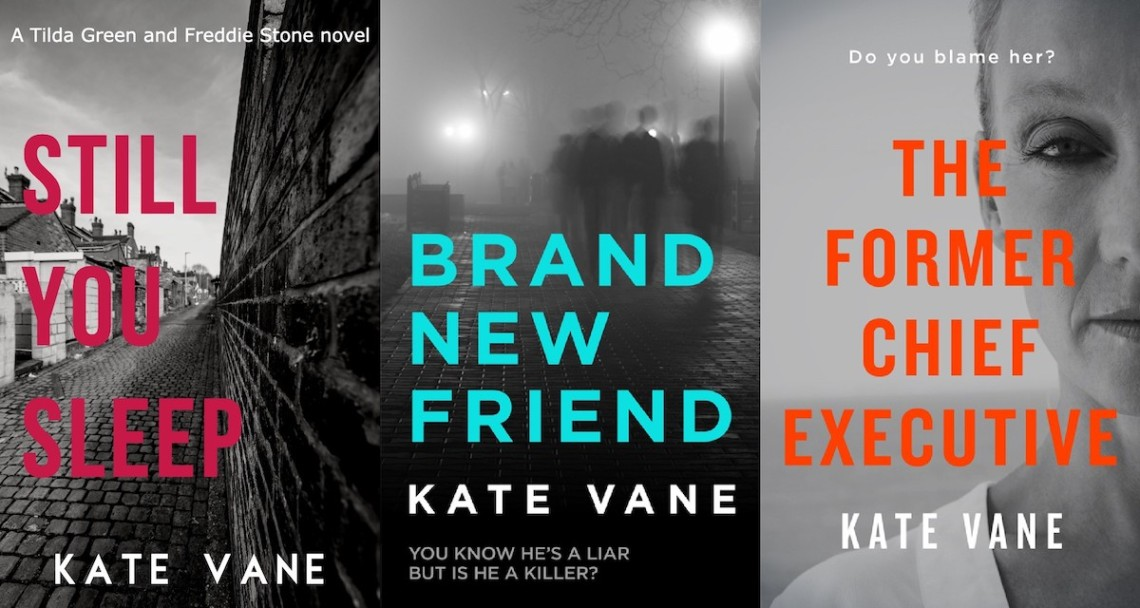 kate vane novels