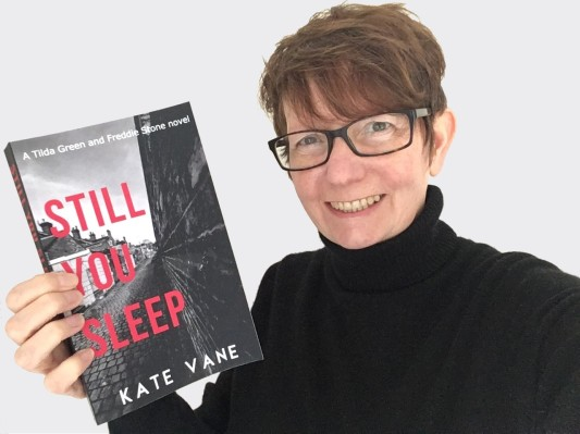 kate vane with still you sleep paperback