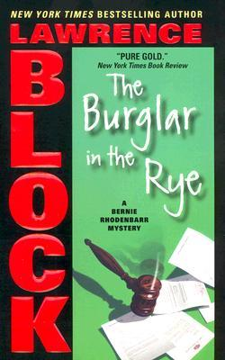 the burglar in the rye lawrence block