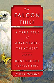 the falcon thief joshua hammer