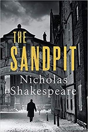 the sandpit nicholas shakespeare