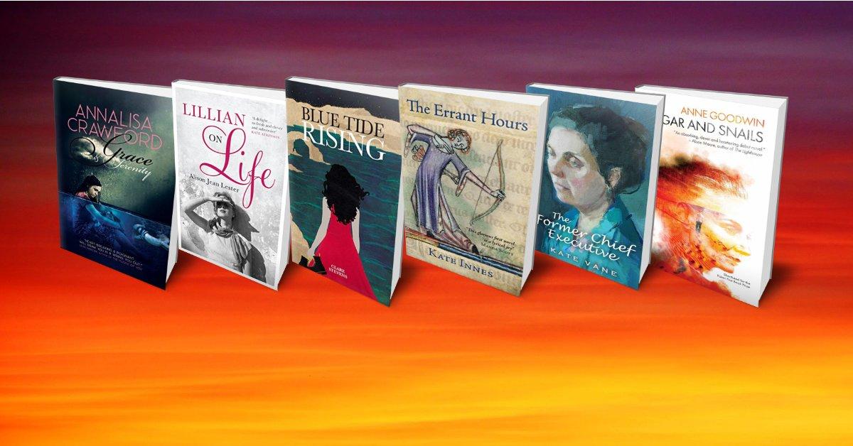 six books giveaway