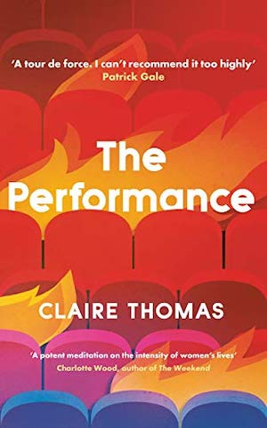 the performance claire thomas