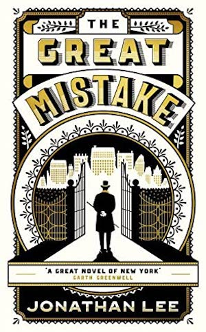 the great mistake jonathan lee